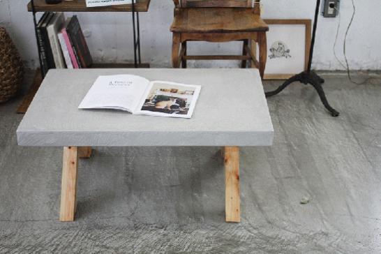 MORTEX LOW TABLE -モルタルローテーブル-