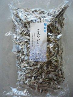 【国内産】海の幸 かえりいりこ(180g)