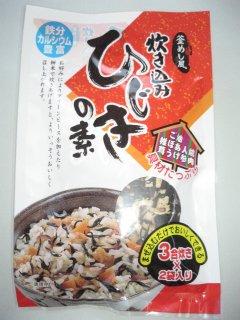 釜めし風 炊き込みひじきの素(34g×2袋)