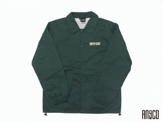 MADNESS COACH JACKET(DARKGREEN)