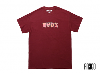BURNING TEE(MAROON)