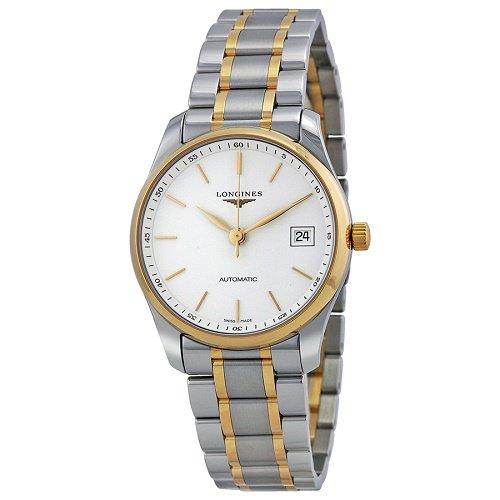 【Longines/ロンジン】 自動巻き腕時計 Master Collection ホワイトダイアル レディース ドレスウォッチ LNG251851…