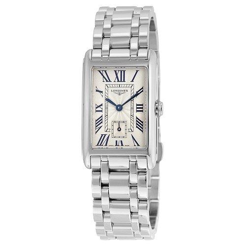 【Longines/ロンジン】 クオーツ腕時計 Dolce Vita ステンレス レクタングル レディース ドレスウォッチ LNG551247…