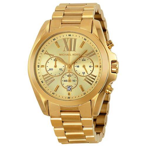 【Michael Kors/マイケルコース】 腕時計 Bradshaw クロノグラフ ファッションウォッチ MK5605