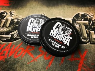 COIL MONSTA  kantal A1 wire 28AWG  30ft