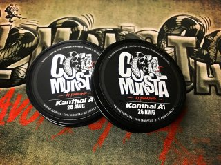 COIL MONSTA  kantal A1 wire 26AWG 30ft