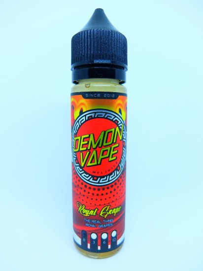 DEMON VAPE 60ml ROYAL GRAPE