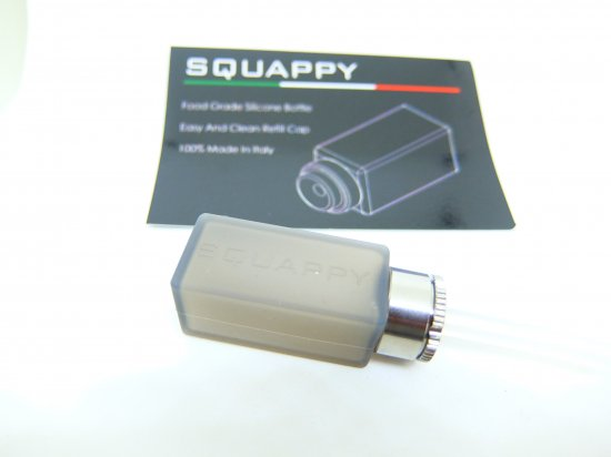 SQUAPPY BF BOTTLE  by SEBOX SUNBOX   from ITALY