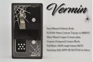VERMIN BF BOX 2nd batch  by VSCMOD  from JAPAN