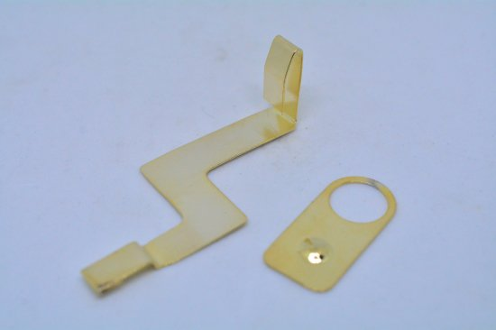 VERMIN gold plated contact plate