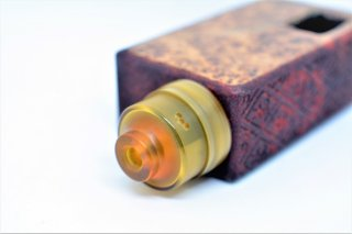 SLAMMED CAP&RING  for ULTEM  by VSCMODjapan