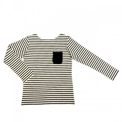 6070 / ボートネックシャツ / カラー: 990