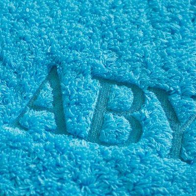 ABYSS 刺繍入りゲストタオル画像