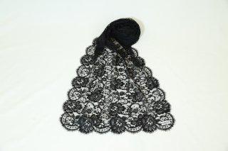 Fleurir Wool Shawl