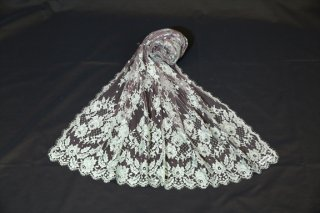 Bouquet pattern Shawl