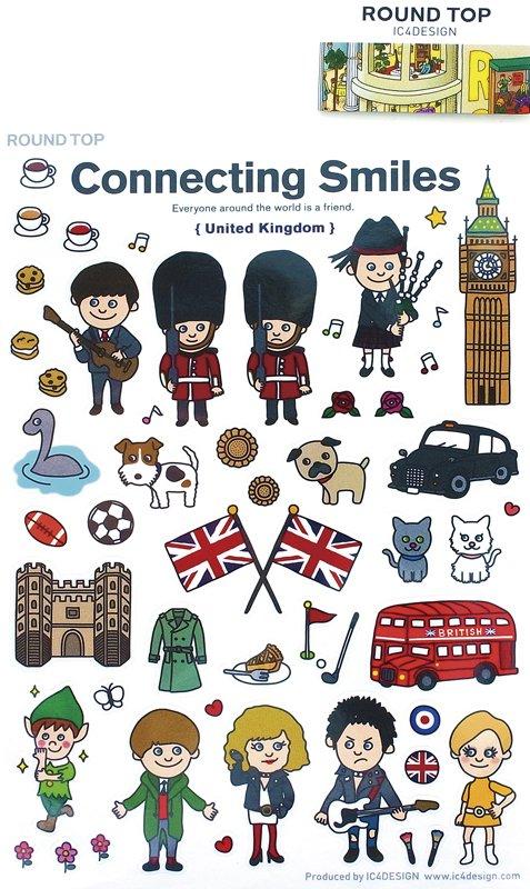 Connecting Smiles イギリス