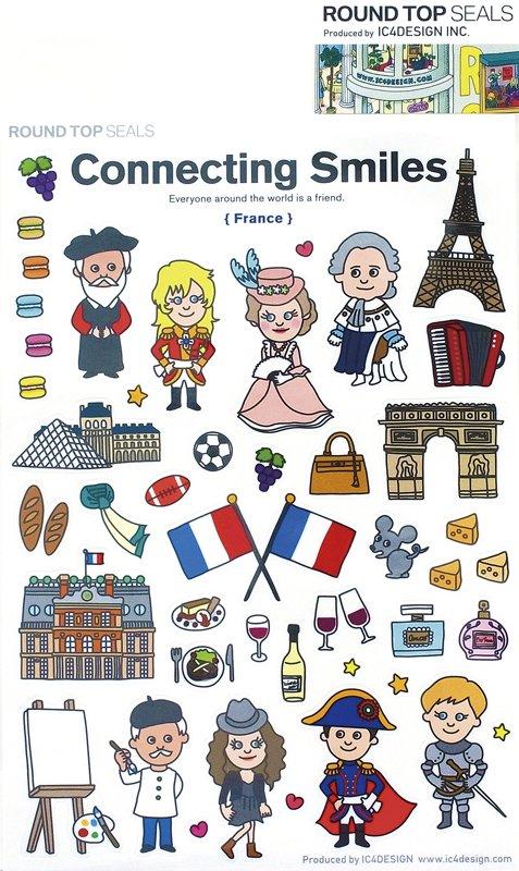 Connecting Smiles フランス