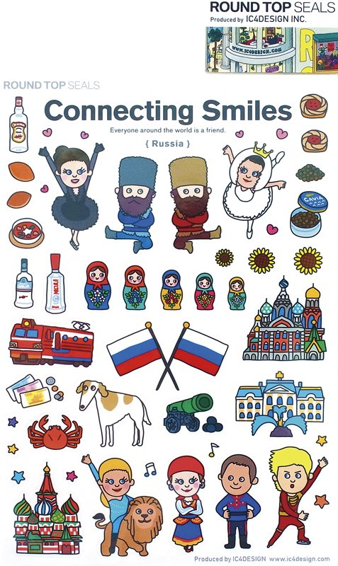Connecting Smiles ロシア編