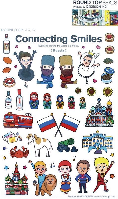 Connecting Smiles ロシア編
