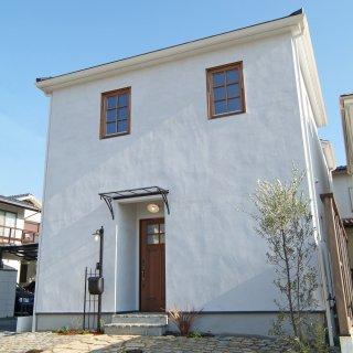 外観がおしゃれな家 かわいい家photo