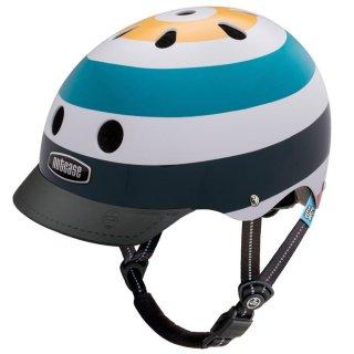 Nutcase(ナットケース) Little Nutty / Radio Wave 子供用ヘルメット / XSサイズ:48cm52cm