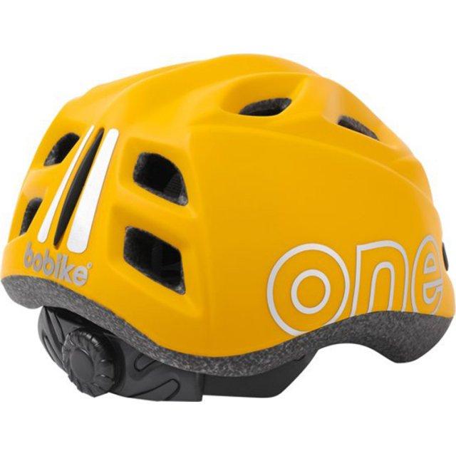 bobike  ONE  Helmets    XSサイズ Mighty Mustard no.2