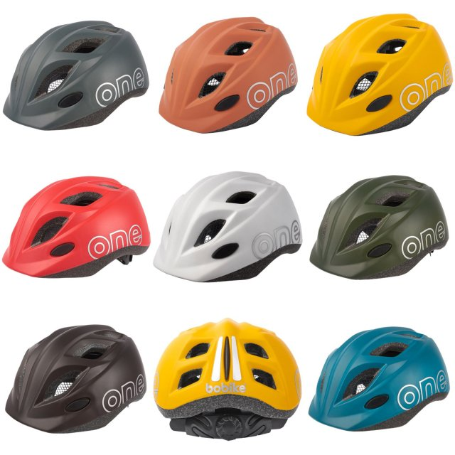 bobike  ONE  Helmets    XSサイズ Mighty Mustard no.4