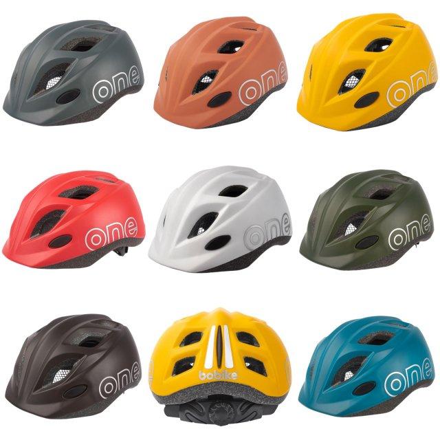 bobike  ONE  Helmets    XSサイズ Chocolate Brown no.2