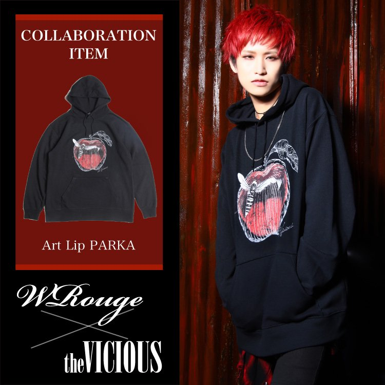 WRouge×the VICIOUS'' COLLABORA...