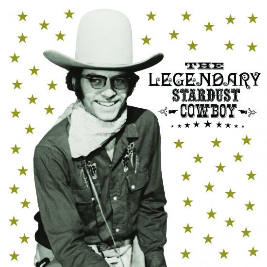 the legendary stardust cowboy paralyzed his vintage recordings