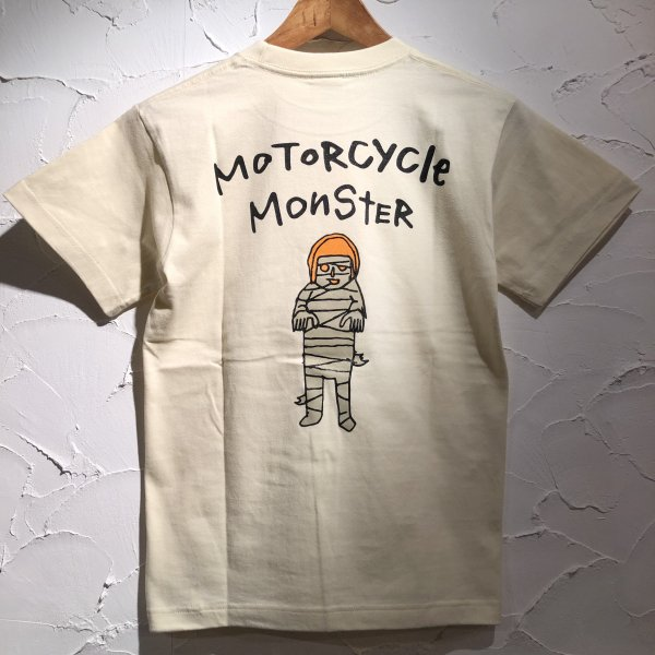 Motorcycle monster(T-shirt)
