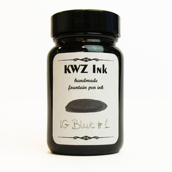 KWZ Ink(カウゼットインク) IGインク IGブルー#1
