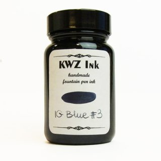 KWZ Ink(カウゼットインク) IGインク IGブルー#3