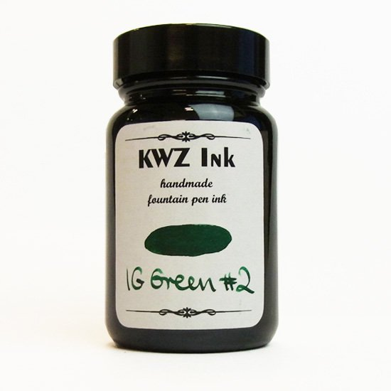 KWZ Ink(カウゼットインク) IGインク IGグリーン#2