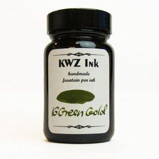 KWZ Ink(カウゼットインク) IGインク IGグリーンゴールド