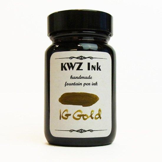 KWZ Ink(カウゼットインク) IGインク IGゴールド