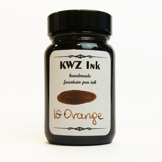 KWZ Ink(カウゼットインク) IGインク IGオレンジ
