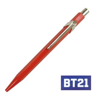 CARANDACHE(カランダッシュ)849カランダッシュ+LINE FRIENDS BT21 ボールペン