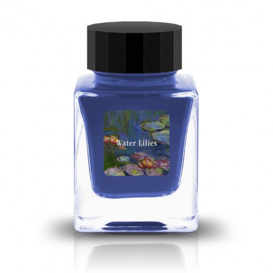 Tono&Lims Crystal Line Respect Collection Water Lilies