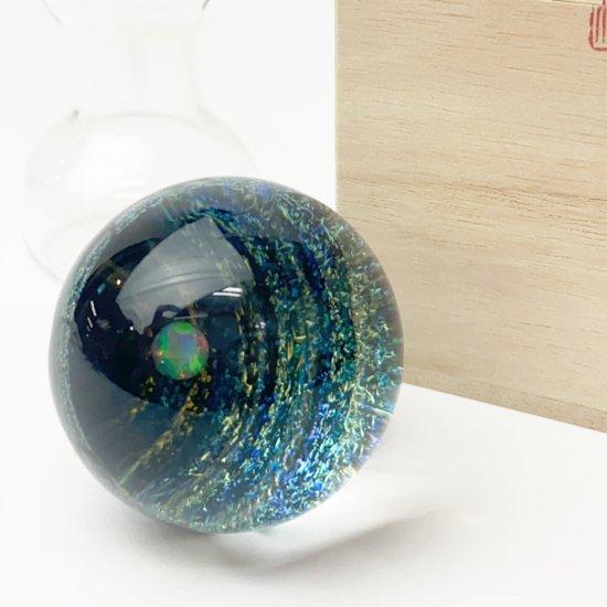 HASE硝子工房 メテオ 握るガラスペン