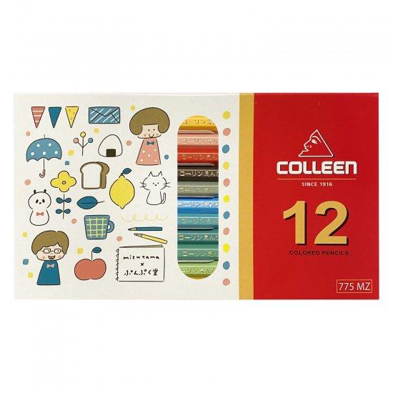 コーリン鉛筆 mizutama × コーリン鉛筆12色