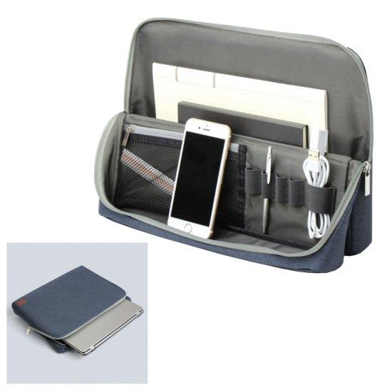 ソニック ユートリム スマ・スタ ワイド 立つバッグインバッグ A4