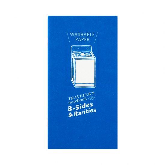 ミドリ トラベラーズノート B-Sides&Rarities 耐洗紙