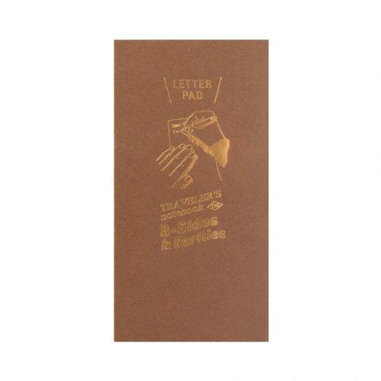 ミドリ トラベラーズノート B-Sides&Rarities レターパッド