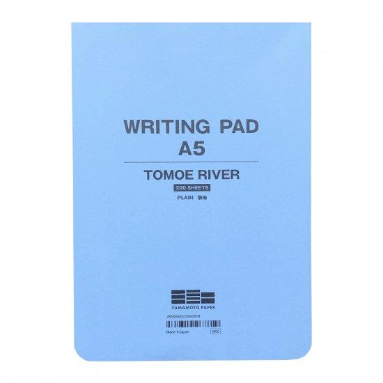 山本紙業 WRITING PAD A5 トモエリバー