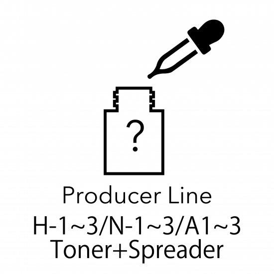 Tono&Lims Producer Line 11本 Set (Shimmer Liquidなし)