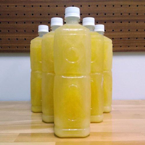 冷凍 へべす果汁 1000ml<br/>ケース売り(入数10本)