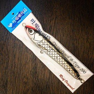 吐噶喇列島仕様 Diving Pencil B-Type 200 ブラックピンクヘッド