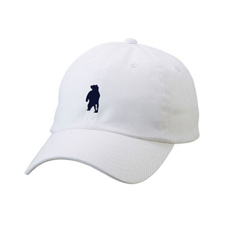 ■ BEARS TOKYO キャップ CAP ANIMAL BEAR (アニマルベアー) ホワイト