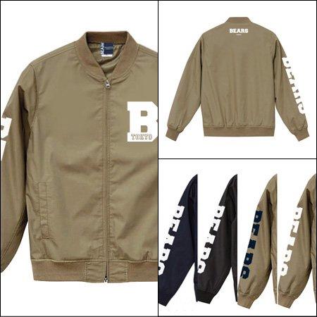 ■ BEARS TOKYO ベースボールジャケット BASE BALL JACKET